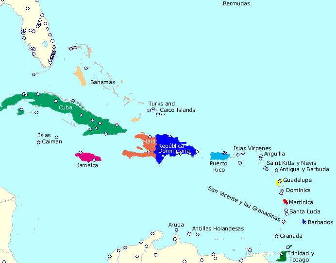 el caribe:
