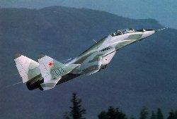 Mikoyan Gurevich MiG-29